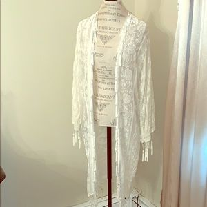 Other - Gorgeous Coverup / Bridal Robe!